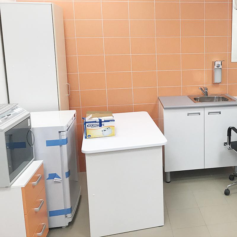 Оснащение медицинского кабинета отоларинголога