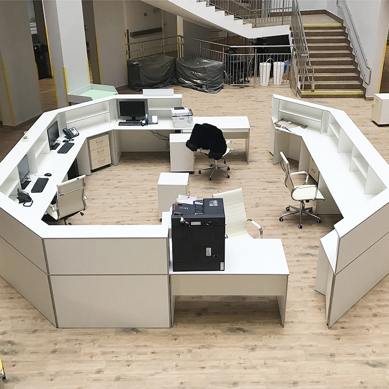 Мебель для регистратуры